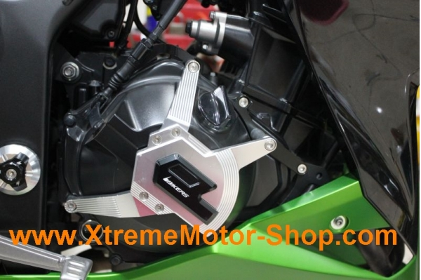 Engine Guard Bikers Kawasaki Ninja 250 Fi Z250